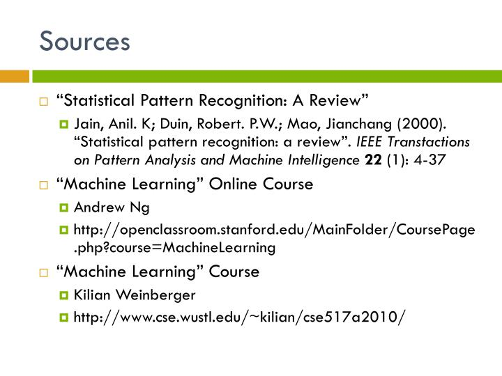 PPT - Introduction to machine learning PowerPoint