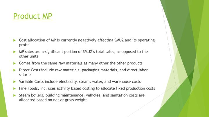 Product MP