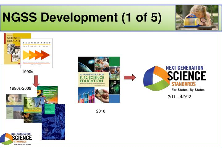 NGSS Development (1 of 5)