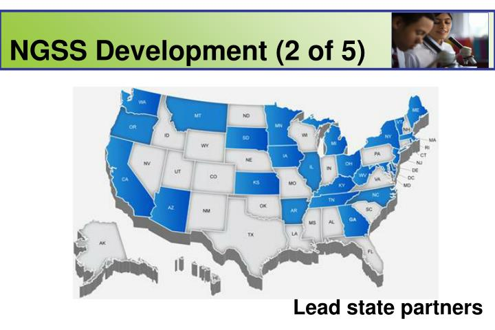 NGSS Development (2 of 5)