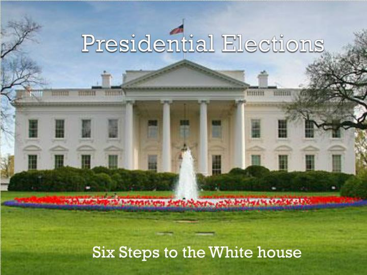 presidential elections