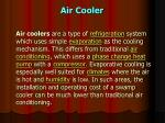 air cooler1