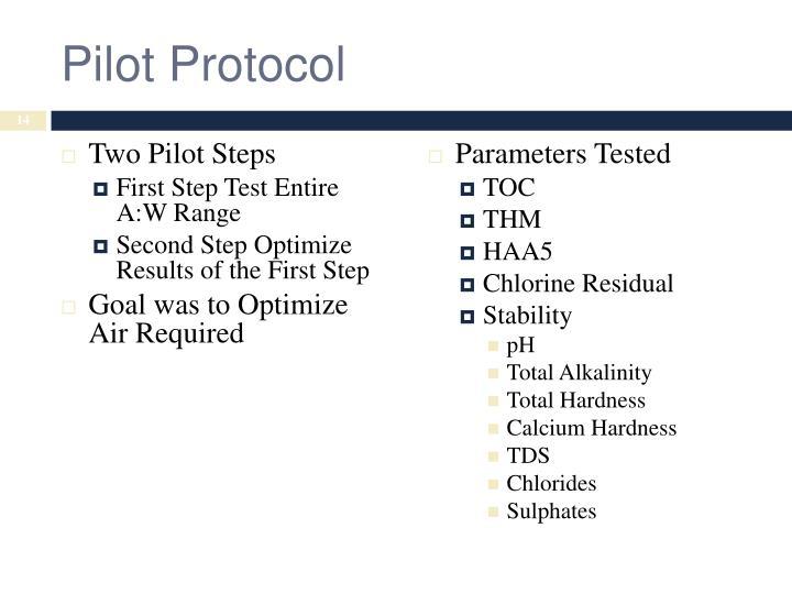 Pilot Protocol