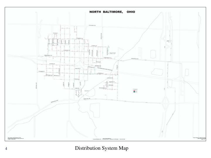 Distribution System Map