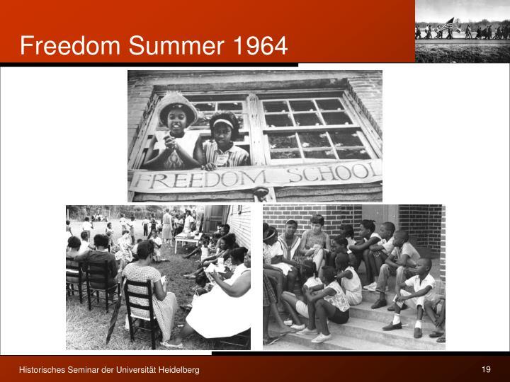 Freedom Summer 1964