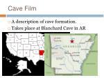 cave film