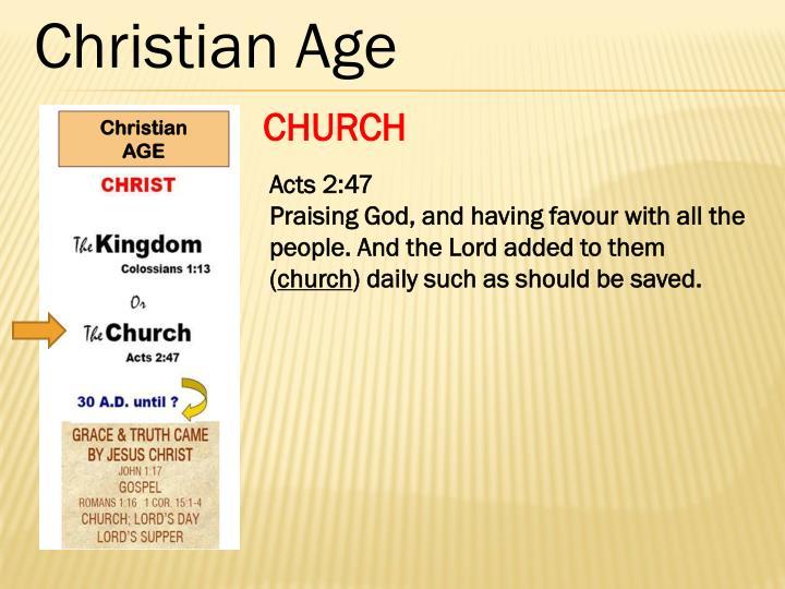 Christian Age