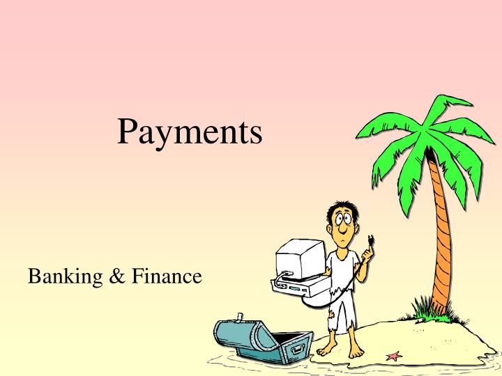 payments n.