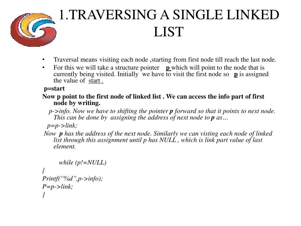 PPT - Linked List PowerPoint Presentation - ID:1911139