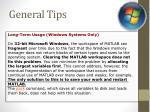 general tips4