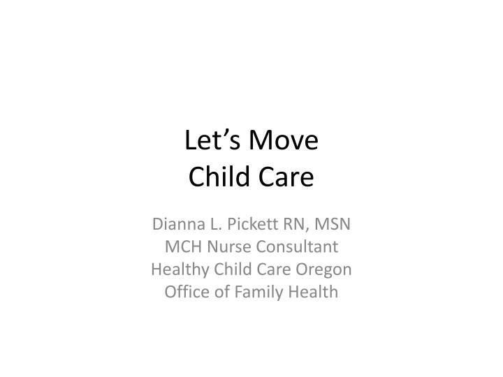 let s move child care n.