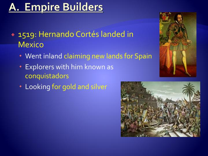 A.  Empire Builders