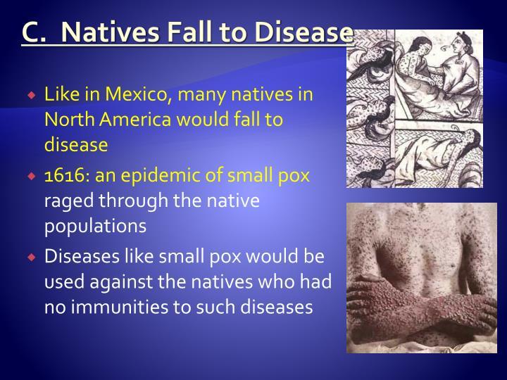 C.  Natives