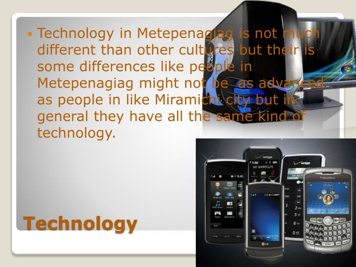 Technology in