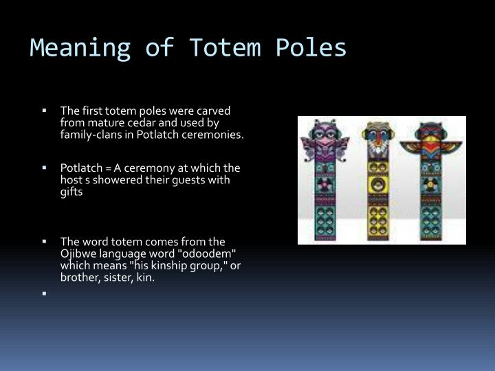 Meaning of Totem Poles