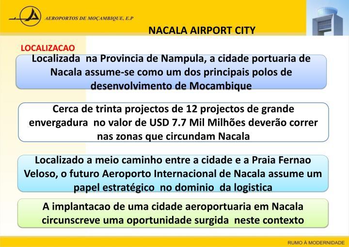 NACALA AIRPORT CITY