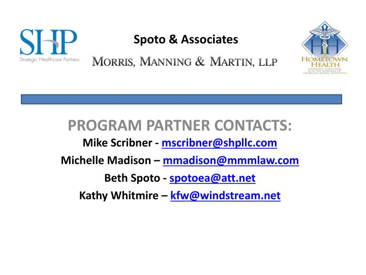 Spoto & Associates