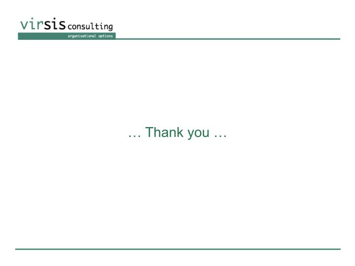 … Thank you …