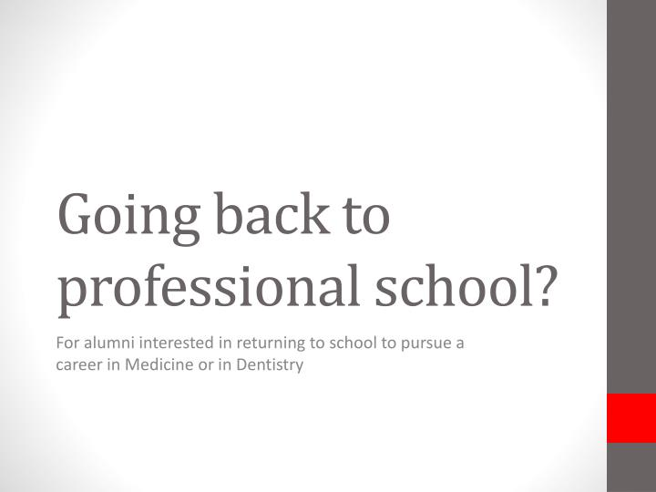 pursuing a career in dentistry essay Dental hygienist – reflection paper essay a+ pages:6 words:  the dentistry field is high in  and i am so excited to be going to school and pursuing my.