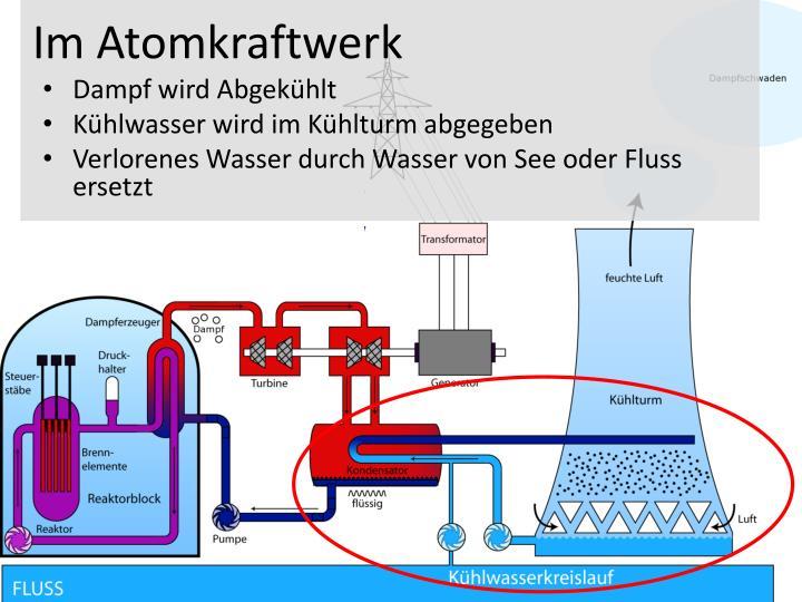 Im Atomkraftwerk