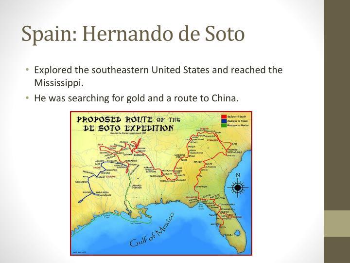 Spain: Hernando de