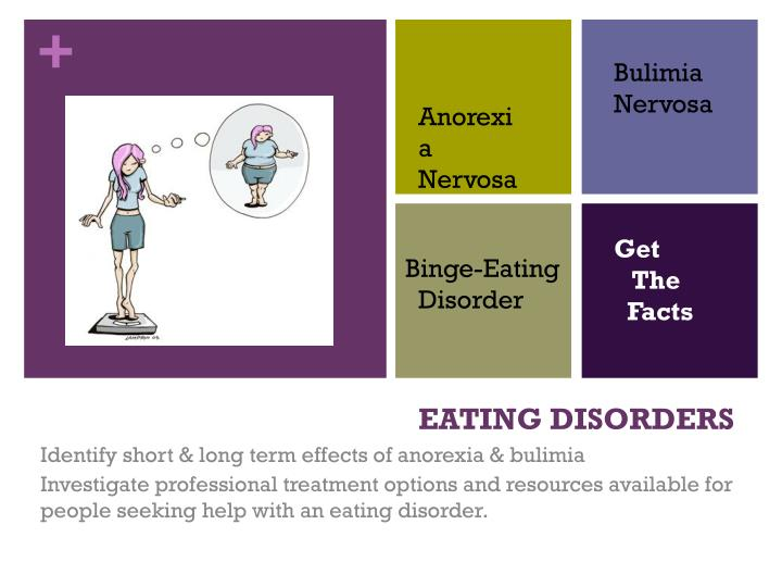 term papers on eating disorders Eating disorders are  long-term inadequate nutrition can weaken the muscles of the intestines  several recent papers have shed new light on these questions by.