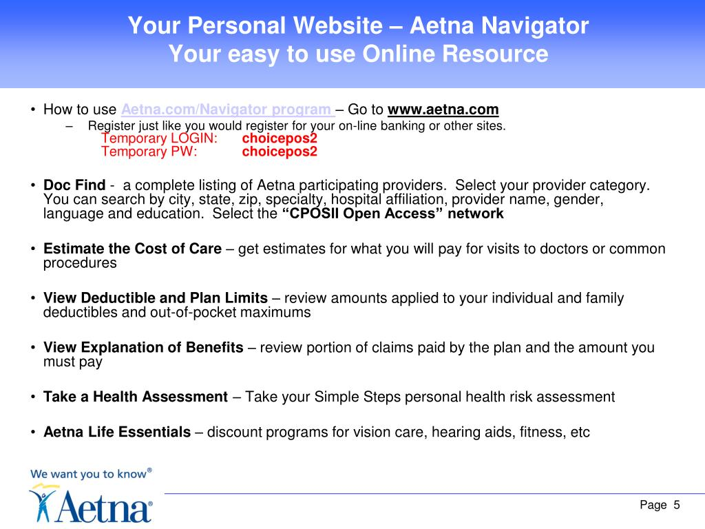 PPT - PASADENA ISD AND AETNA PowerPoint Presentation - ID