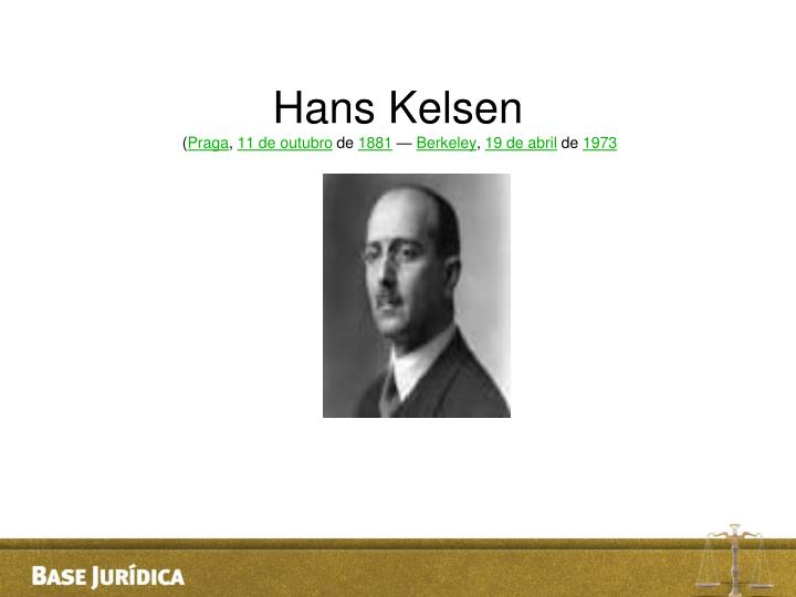 Hans Kelsen