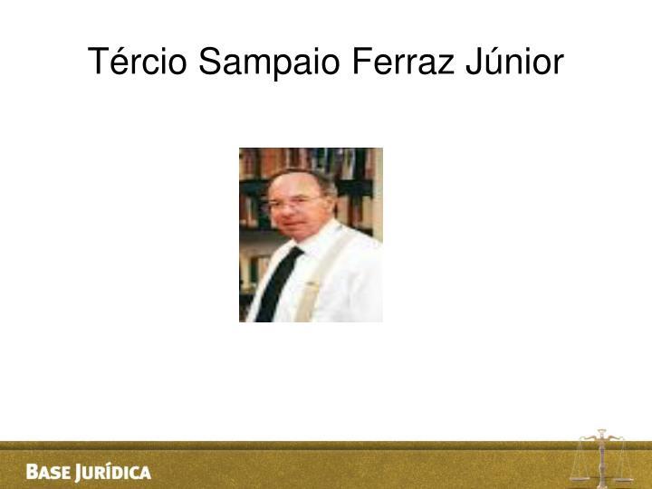 Tércio Sampaio Ferraz Júnior