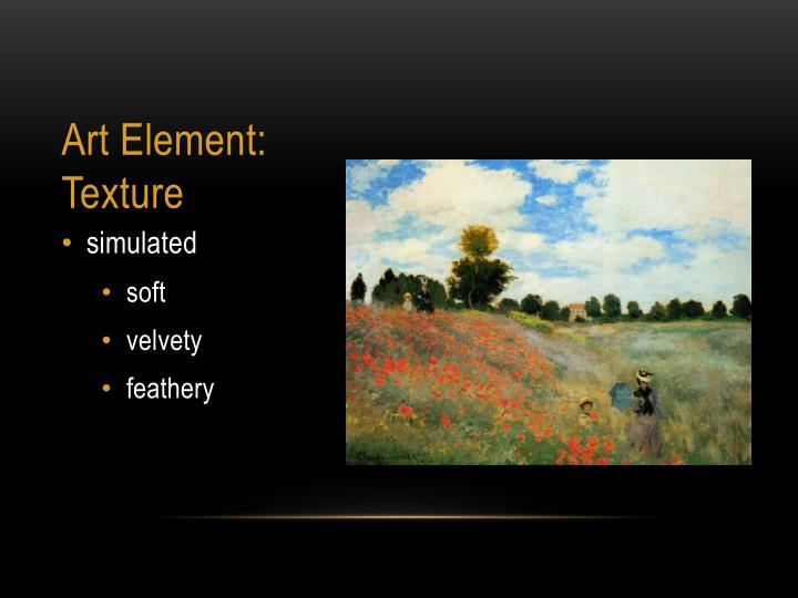 Art Element: