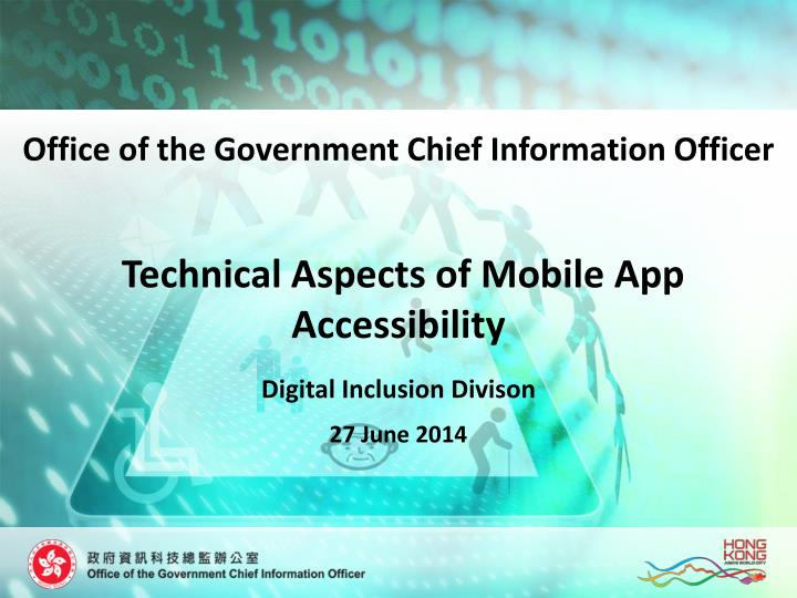 technical aspects of mobile app accessibility n.