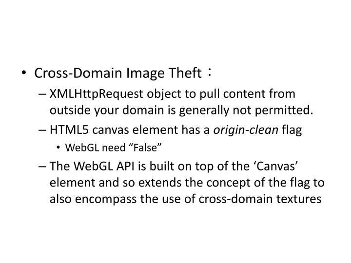 Cross-Domain Image