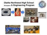 olathe northwest high school aerospace engineering program1