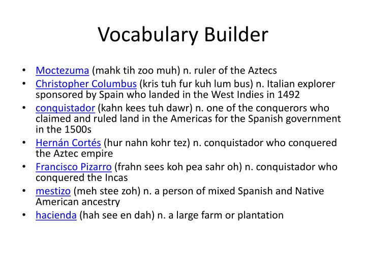 essay vocabulary builder Vocabulary lists - looking for a vocabulary list to help you build your vocabulary as part of our commitment to helping people to build and expand their vocabulary v2 has developed several.