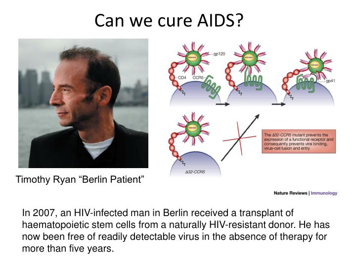 Can we cure AIDS?