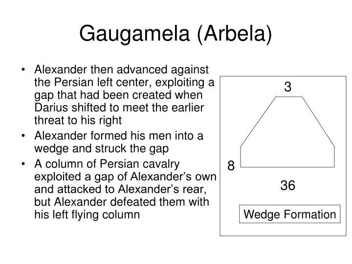 Gaugamela (Arbela)