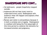 shakespeare info cont2
