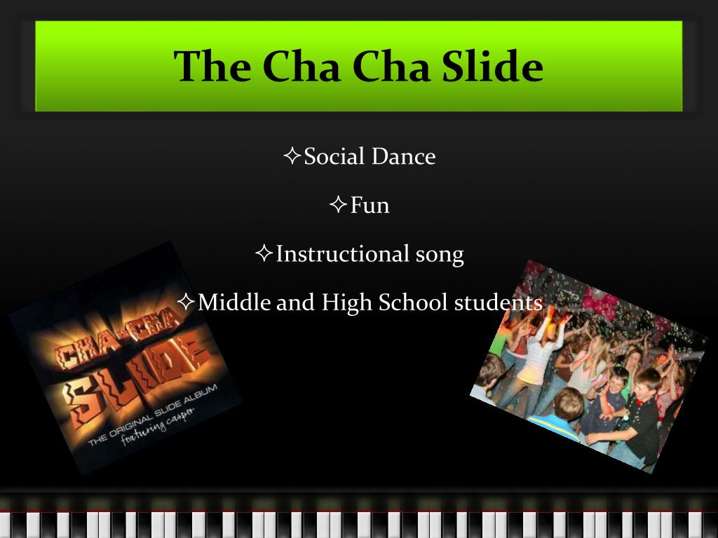 PPT - Dance in Physical Education PowerPoint Presentation