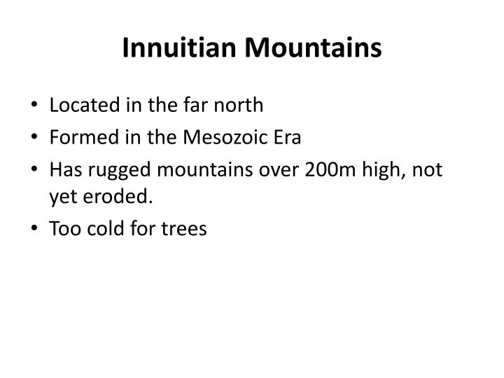 Innuitian