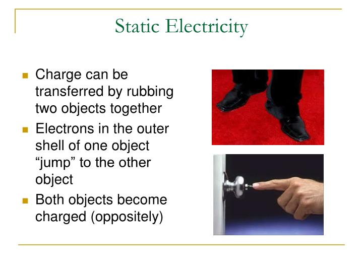 Static electricity1
