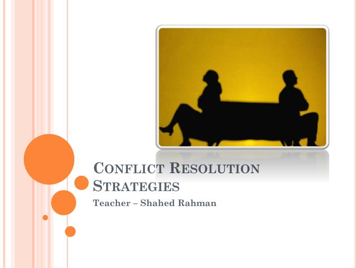 Conflict resolution powerpoint quantumgaming ppt conflict resolution strategies powerpoint presentation id powerpoint templates toneelgroepblik Images