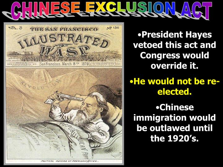 Chinese Exclusion Act 2