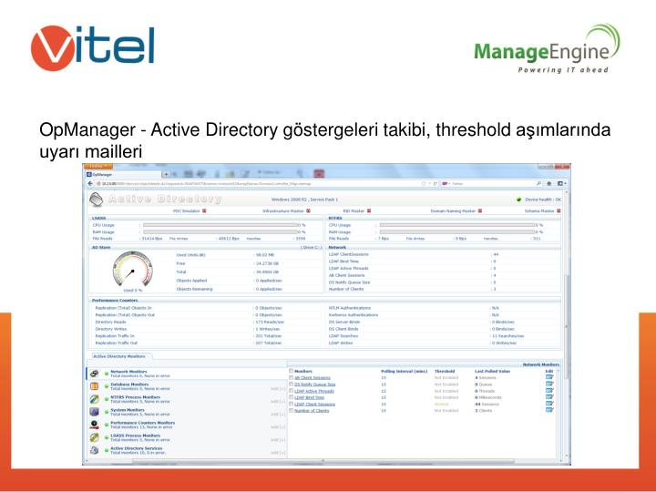 OpManager -