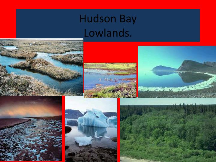 hudson bay lowlands n.