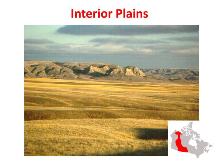 PPT - Picture Tour of Canada's Landform Regions PowerPoint Presentation - ID:1920503
