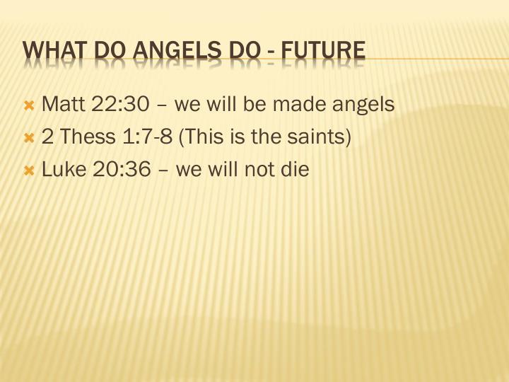 Matt 22:30