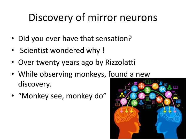 rizzolatti mirror neurons