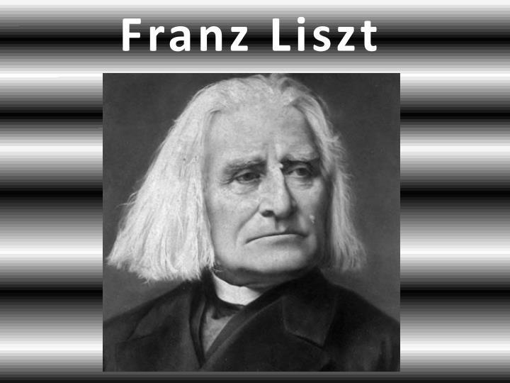 Franz liszt1