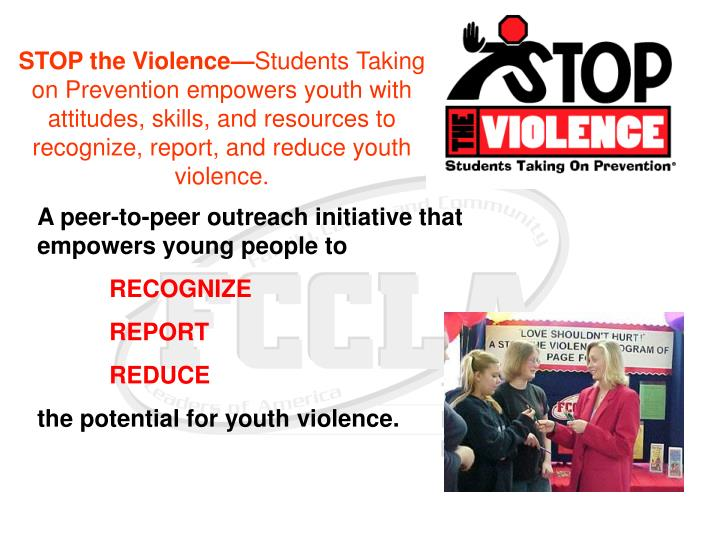 STOP the Violence—