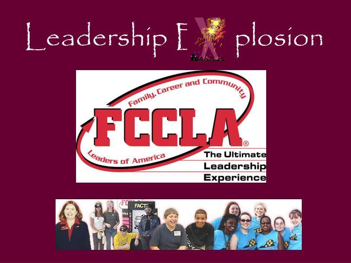 Leadership E     plosion